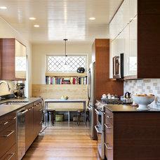 Modern Kitchen by Rock Paper Hammer