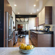 Modern Kitchen by Rock Paper Hammer