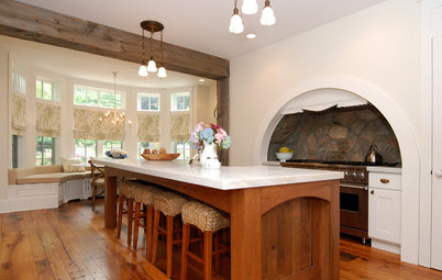 Kitchen of the Week: A Fresh Combination of New and Old