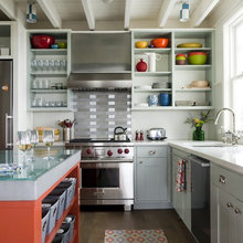 Kitchen of the Week: Buoyant Style on the New England Coast