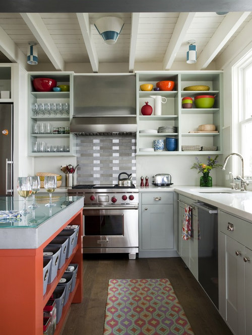 New England Style Kitchens Home Design Ideas, Pictures ...
