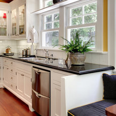 Traditional Kitchen by Stephanie Wiley Photography