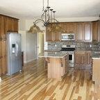 Josie S Cabin Rustic Kitchen Grand Rapids By Sears