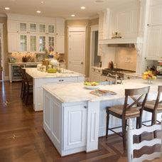 Traditional Kitchen by Sandy Spring Builders
