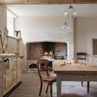 Kitchen, Scullery, Pantry