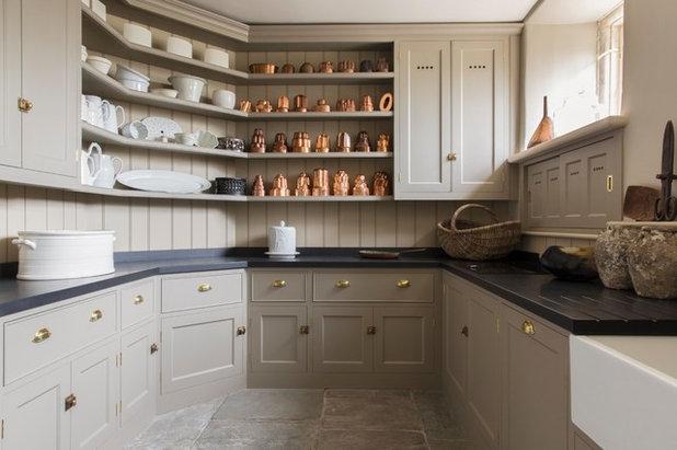 Farmhouse Kitchen Kitchen, Scullery, Pantry