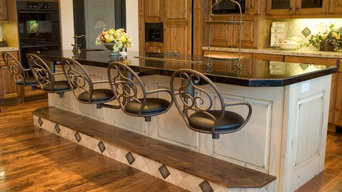 Kitchen Seating- UPHOLSTERED SEATS