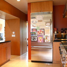 Contemporary Kitchen by Shannon Malone