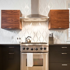 modern kitchen by Shirley Meisels