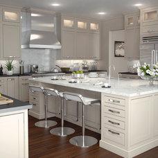 Traditional Kitchen by Signature Kitchen & Bath Design