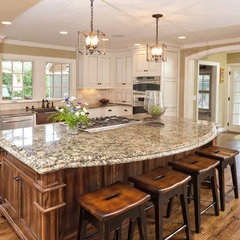 traditional kitchen by Michael Cadden . Promaster Design+Build