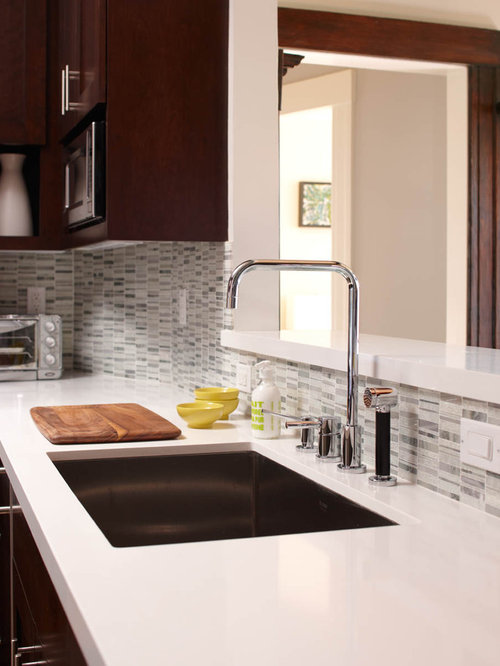 Solid Countertop Options : Solid Surface Countertops Home Design Ideas, Pictures, Remodel and ...