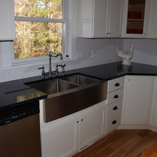 Farmhouse Kitchen Kitchen sink