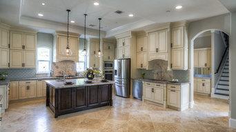 Kitchen Sink Side View