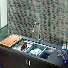 Modern Kitchen by DAWN KITCHEN & BATH PRODUCTS INC