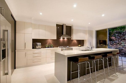Contemporary Kitchen by Soul Space