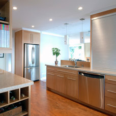Contemporary Kitchen by Southam Design Inc