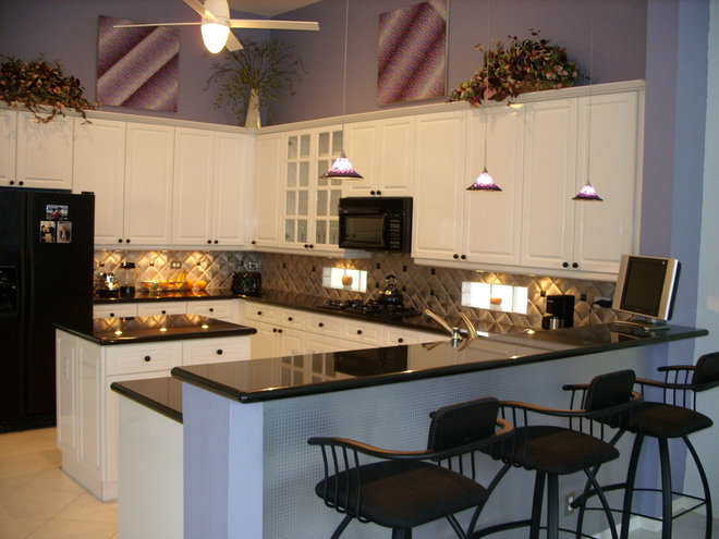 Contemporary Kitchen by Southeast Interior Design, Inc. #IB000180