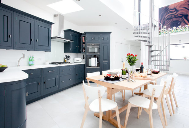 Contemporary Kitchen by Christopher Howard