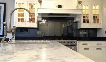 Kitchen Splashback - Toughened Tinted Mirror (Grey)