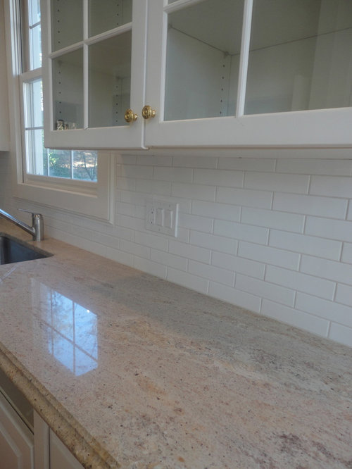 Ivory Fantasy Granite Houzz