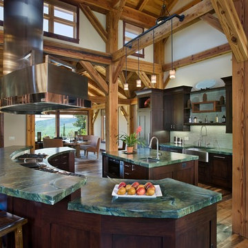 Kitchen - Steamboat Springs Ski Area Storm Meadow Drive Mountain/Asian Fusion