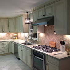 Traditional Kitchen by Direct Build Home Improvement & More