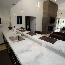 Contemporary Kitchen by Stonebrook Design Build