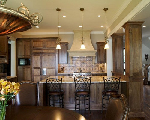 Plaster Range Hood Home Design Ideas, Pictures, Remodel