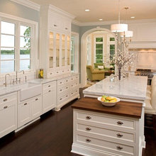 Kitchens: Traditional