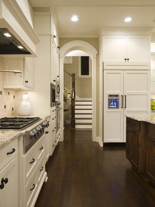 Atrium White Home Design Ideas, Pictures, Remodel and Decor