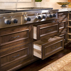 Traditional Kitchen by Stonewood, LLC