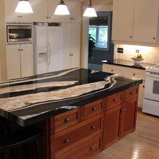 Kitchen by Stonex Granite & Quartz