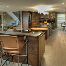 Contemporary Kitchen by Tampa Bay Millworks & Home Design Center