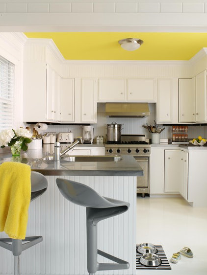 Contemporary Kitchen by Tara Seawright