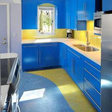 Modern Kitchen by Taylor Bryan Company