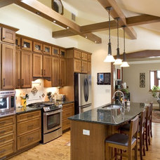 Traditional Kitchen by The Lifestyle Group Inc.