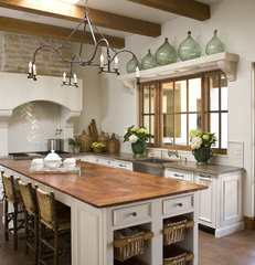 traditional kitchen by Palm Design Group