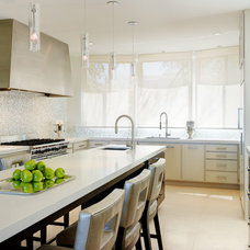 Contemporary Kitchen by Palm Design Group