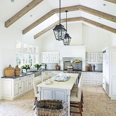 Farmhouse Kitchen by Palm Design Group