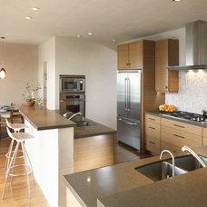 Modern Kitchen by Thompson Naylor Architects Inc