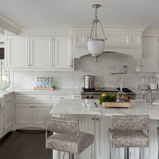 Contemporary Kitchen by Tiffany Eastman Interiors, LLC