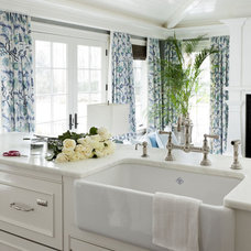 Traditional Kitchen by Tiffany Eastman Interiors, LLC