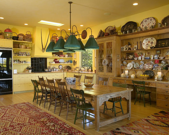 2 Knick Knacks Southwestern Home Design Photos