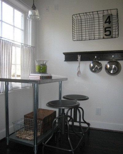 Modern Eclectic Kitchen Design: Vintage Modern Kitchen Home Design Ideas, Pictures