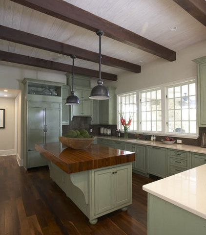 Traditional Kitchen by Tracery Interiors