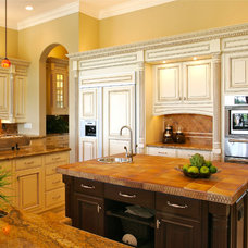 Traditional Kitchen by Tracy Tyler Designs