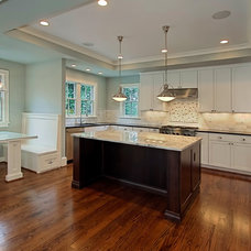Traditional Kitchen by Tradition Homes