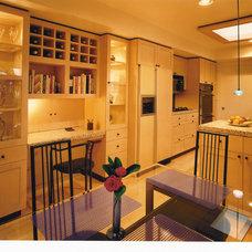 Modern Kitchen by Kaplan Architects, AIA
