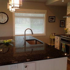 Traditional Kitchen by Epic Group Ohio